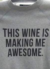 BRUNETTE wine
